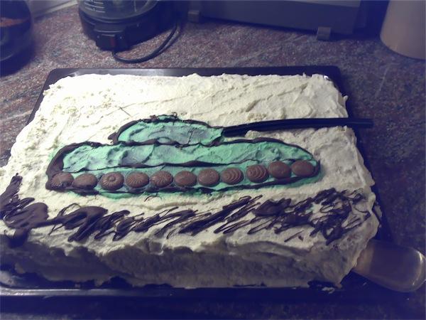 Fin tårta