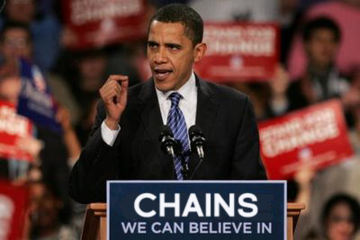 Chains we can believe in